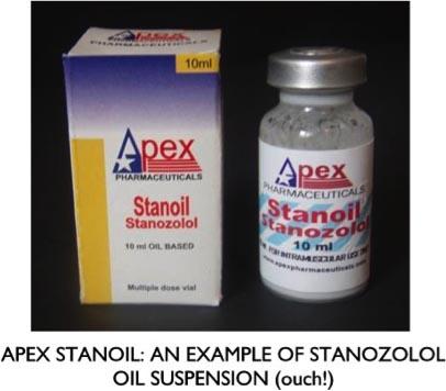 Apex Stanoil