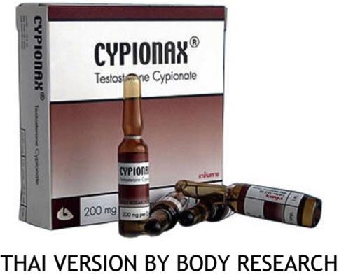 Cypionax - Testosterone Cypionate